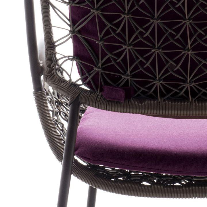 Формата на шикозния стол