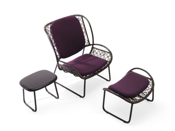 Уникално фотьойл и маса