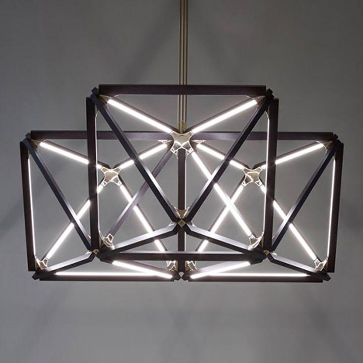 Подвесной светильник из коллекции X от Rux