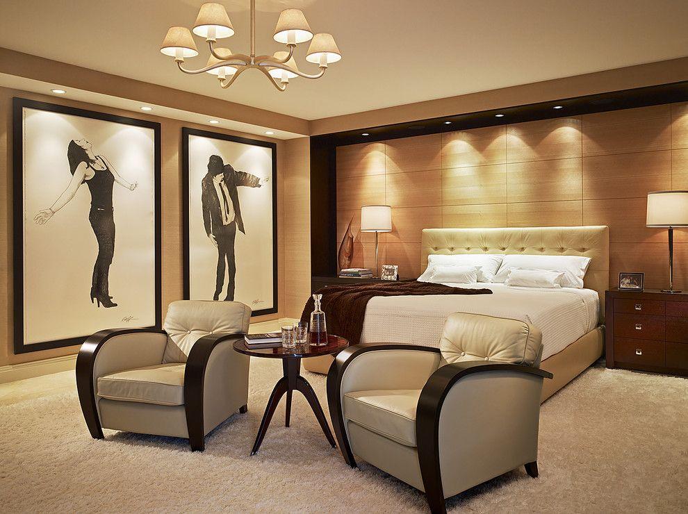 Подвесная люстра в интерьере гостиной зоны