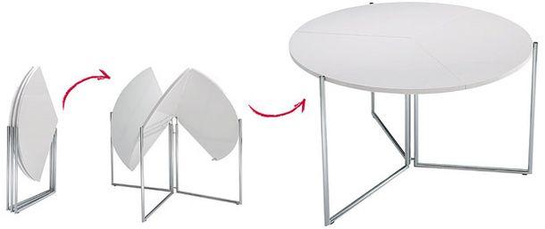 Стол из композитного материала