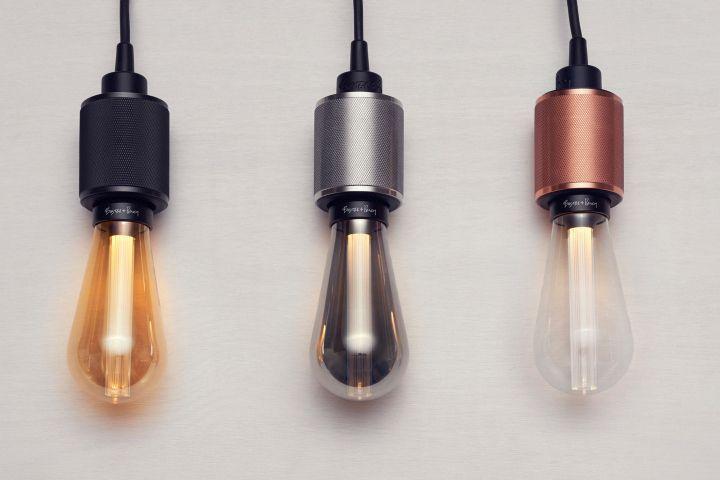 Чудесные подвесные лампы от Buster and Punch