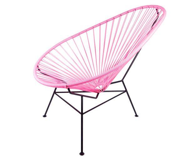 Решетен градински стол
