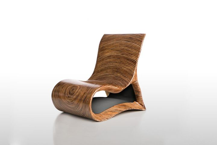 Perfekt stol til terrasse eller hage
