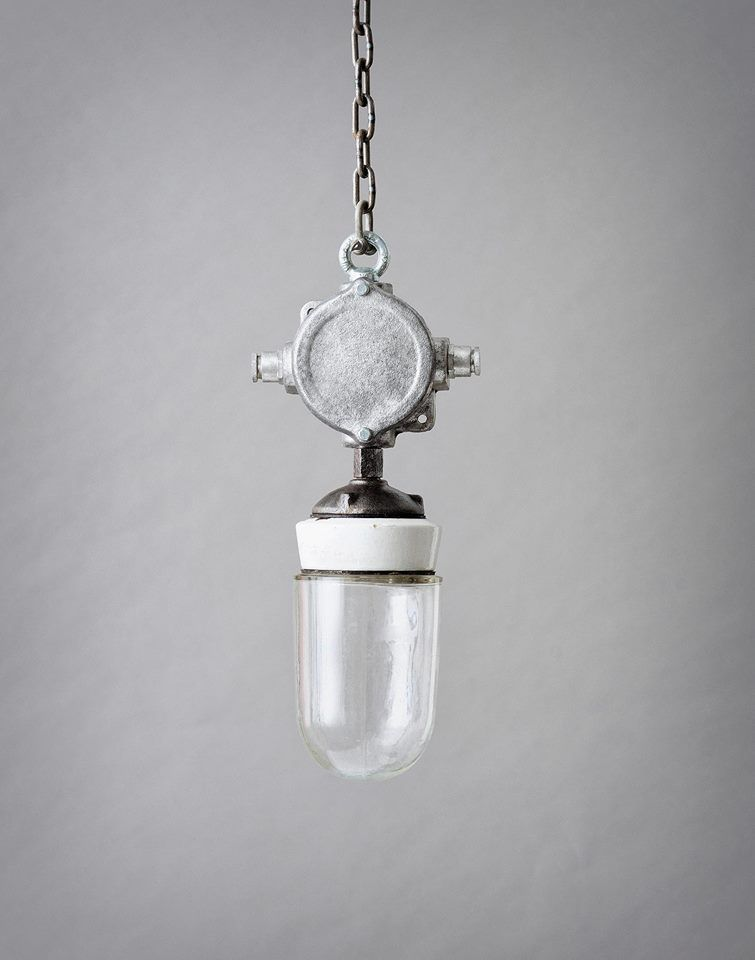 Красивые подвесной светильник из коллекции Vintage Industrial от Matt Szaplonczai