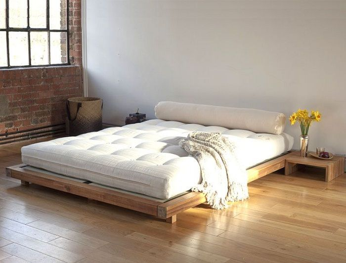 Оформить спальню в минималистическом настроении, позволит создать прекрасную атмосферу.
