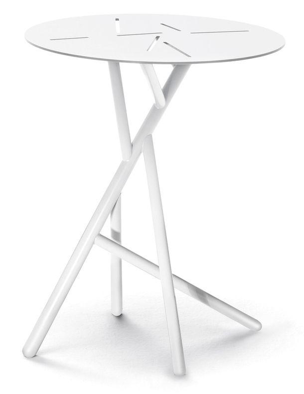 Оригинальный стол Man с металлическим каркасом