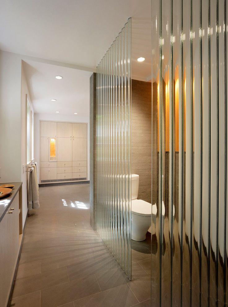 съвременната баня