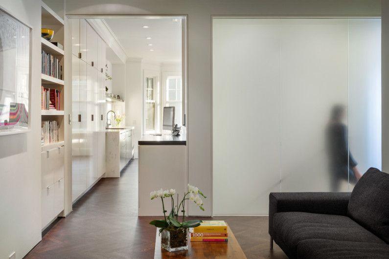съвременен семеен стая