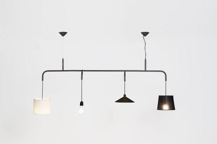 Креативный подвесной светильник Vialattea
