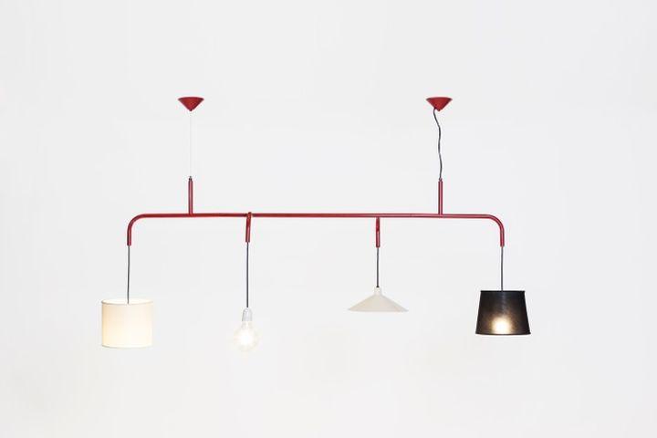 Удивительный подвесной светильник Vialattea