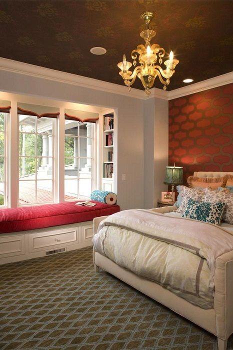 Doskonałe rozwiązanie, aby stworzyć wspaniałe otoczenie w pokoju z dobrą częścią wypoczynkową.