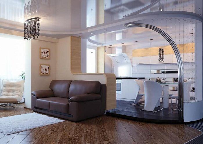 Чудесен вариант за декориране на богат интериор с елегантни декор елементи.