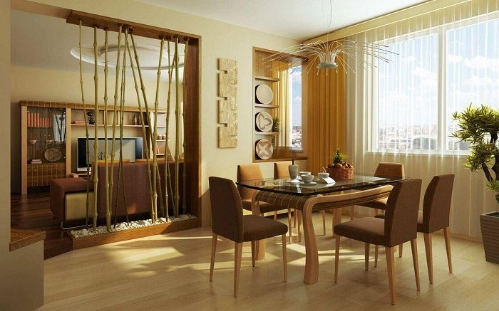 Стилен и изключителен интериор е създаден благодарение на дизайна в кафе цветове, който ще създаде отлична атмосфера в стаите.