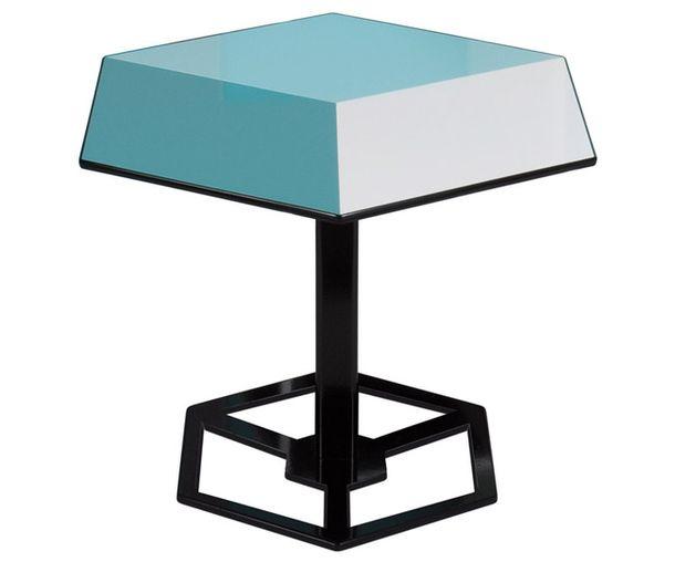 Стол «Иллюзия» с шестиугольной столешницей