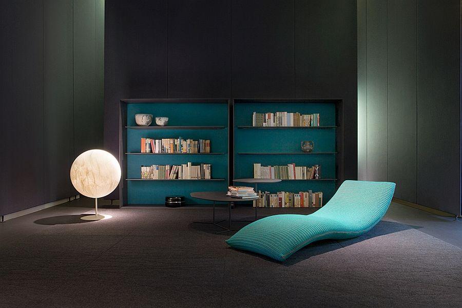 Класен диван, рафт, библиотека