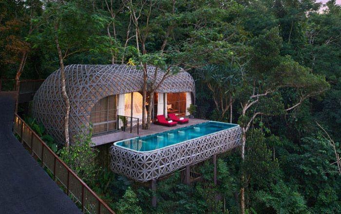 Keemala Eco Resort est un complexe hôtelier à Phuket (Thaïlande).