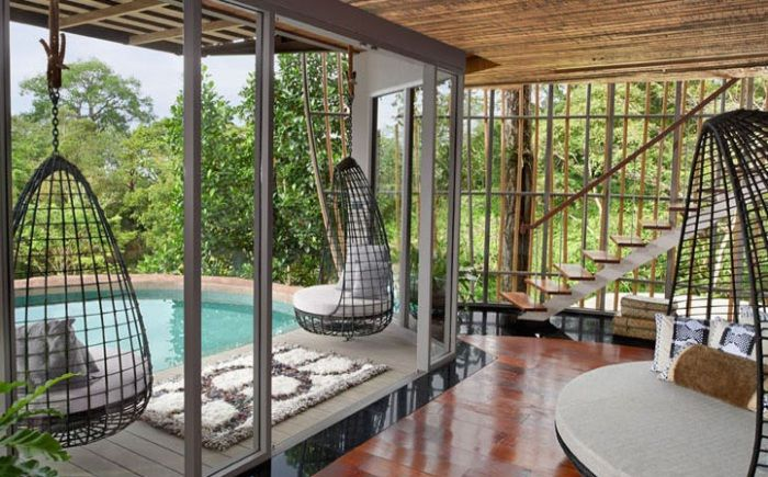 Keemala Eco Resort. Numéro d'hôtel.