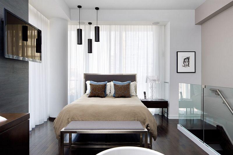 Настольная лампа в дизайне интерьера