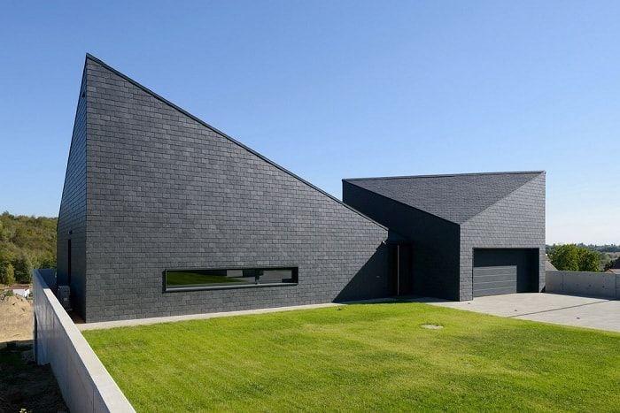 Projet architectural de la société polonaise RS +.