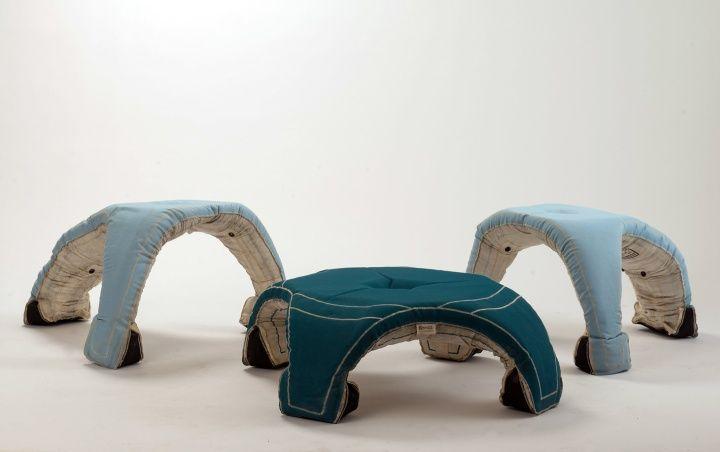Садовые стол и стулья
