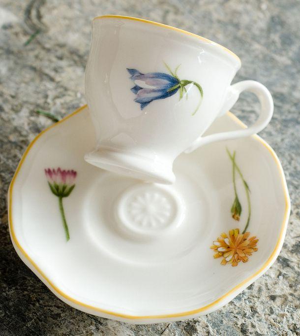 Кафена двойка от колекцията My Garden