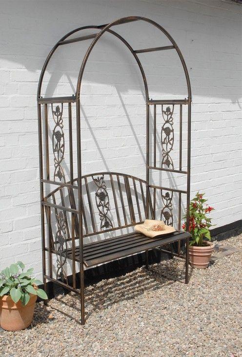 Перфектна пейка за градината