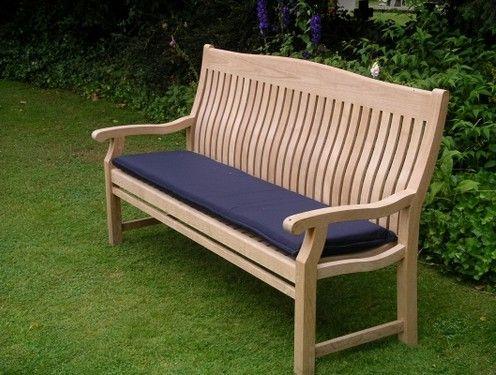 Страхотна пейка за градината