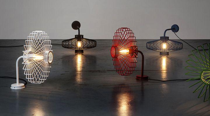 Колоритный оттенок излучения ламп