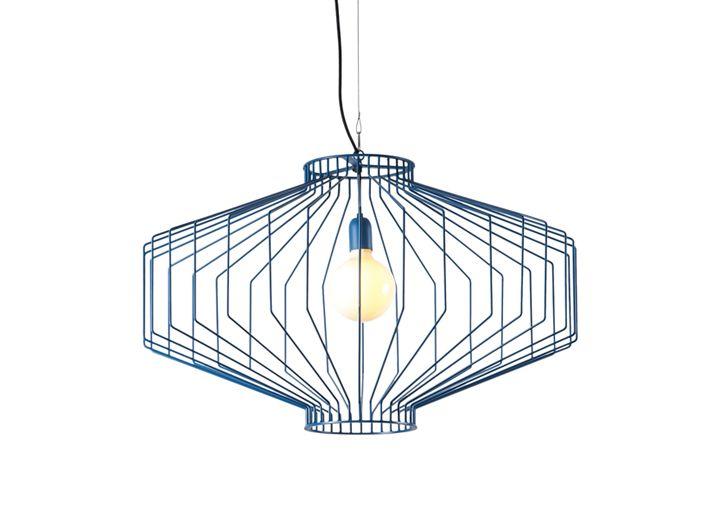 Экстравагантная лампа Sketch от Studio Beam