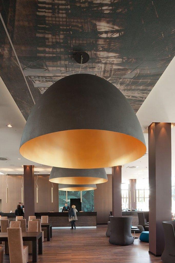 Большая подвесная лампа Der Lichtpoet от Ingo Maurer