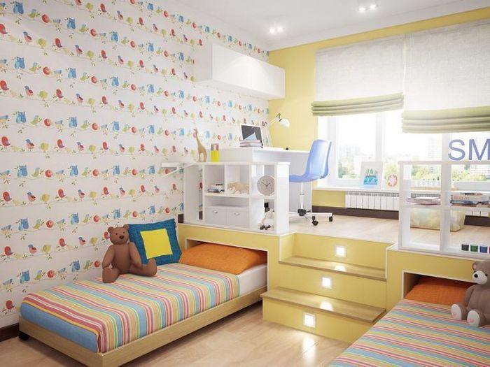 Компактни решения за детската стая