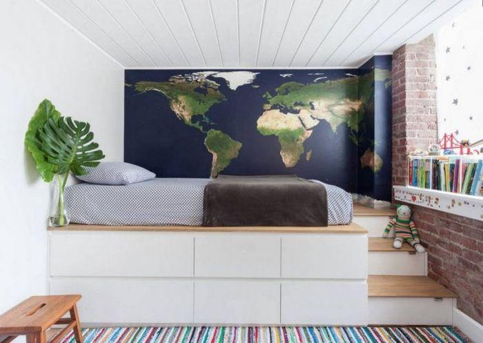 Добра идея за малка спалня