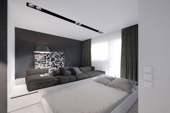 Спално място за гостите