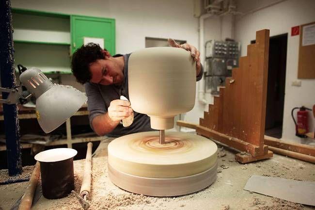 Дизайнерские стеклянные светильники от Nui - Фото 2