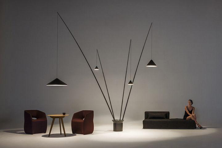 Минималистская коллекция светильников от Arik Levy