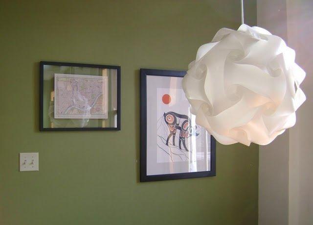 Стильные абажуры подвесных светильников
