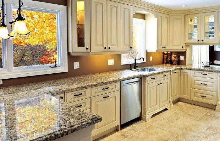 Създаването на готин стил няма да бъде излишно решение при декорирането на кухня.