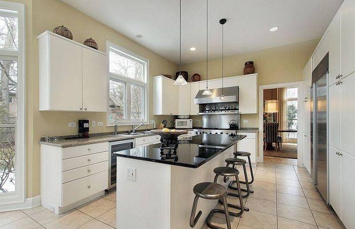 Лъскави плотове, които ще бъдат добър вариант за преобразуване на вашата кухня.
