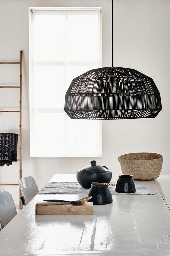 Стильные подвесные светильники в интерьере - Фото 2