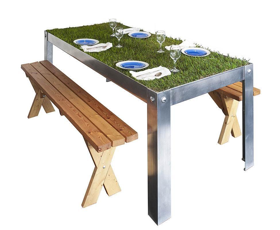 Gress Spisebordbenk