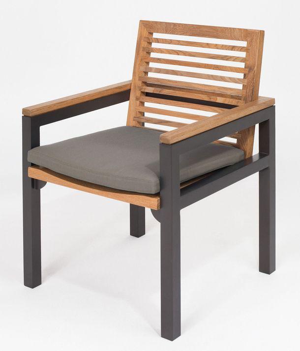 Металлический стул St Croix