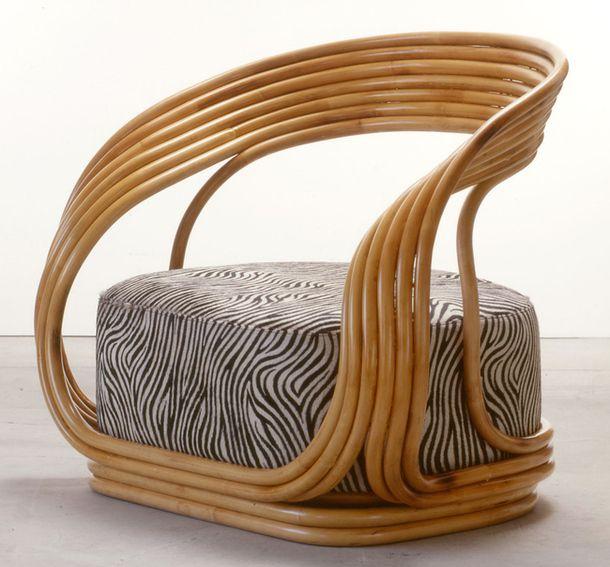 Ротанговое кресло Eva