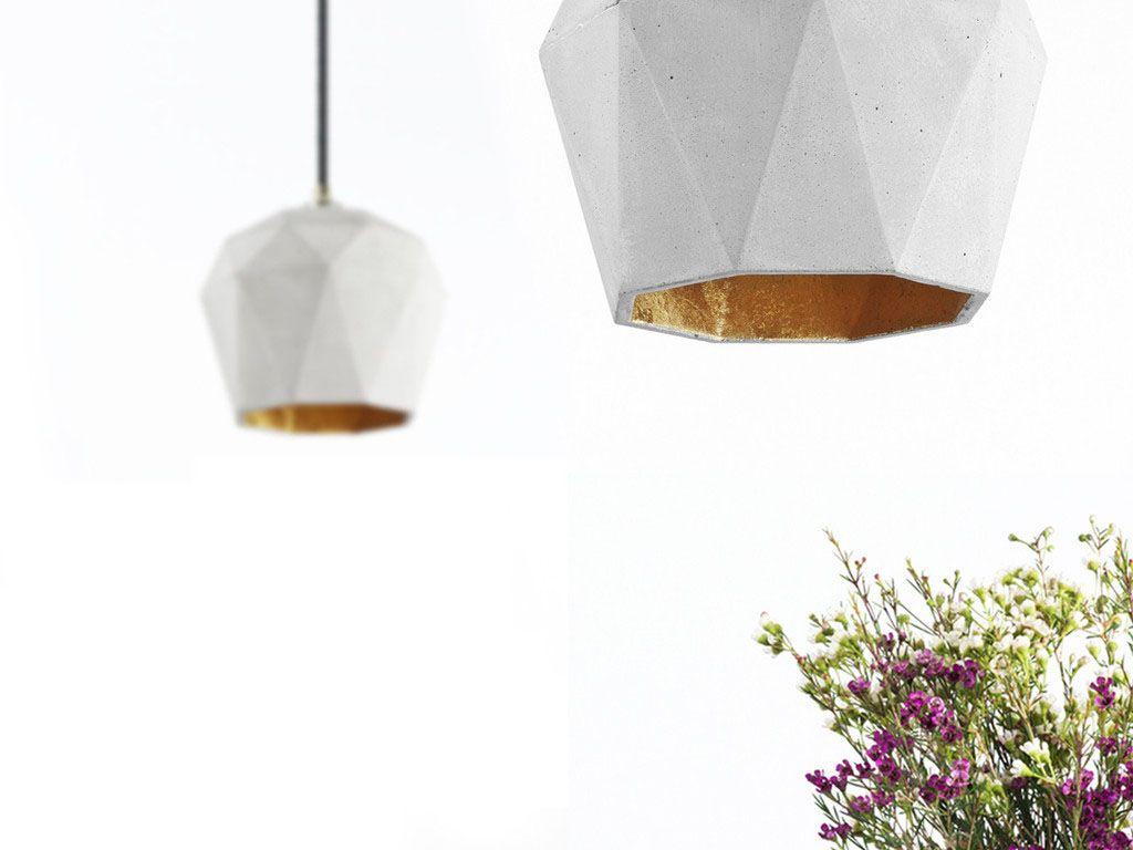 Светильники в современном стиле Triangulate от баварского дизайнера Stefan Gant