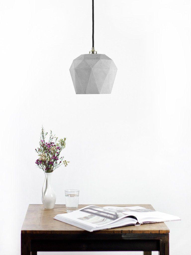 Потрясающий подвесной светильник Triangulate от баварского дизайнера Stefan Gant