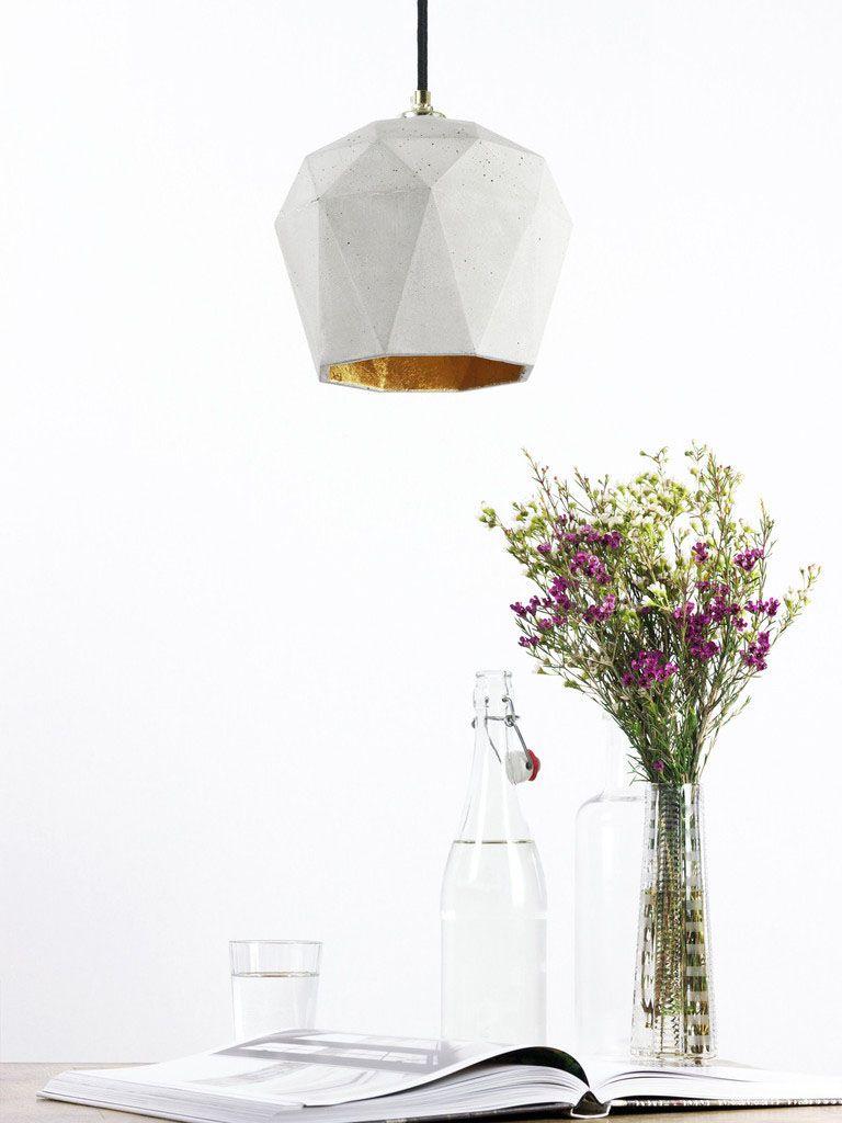 Уникальный подвесной светильник Triangulate от баварского дизайнера Stefan Gant