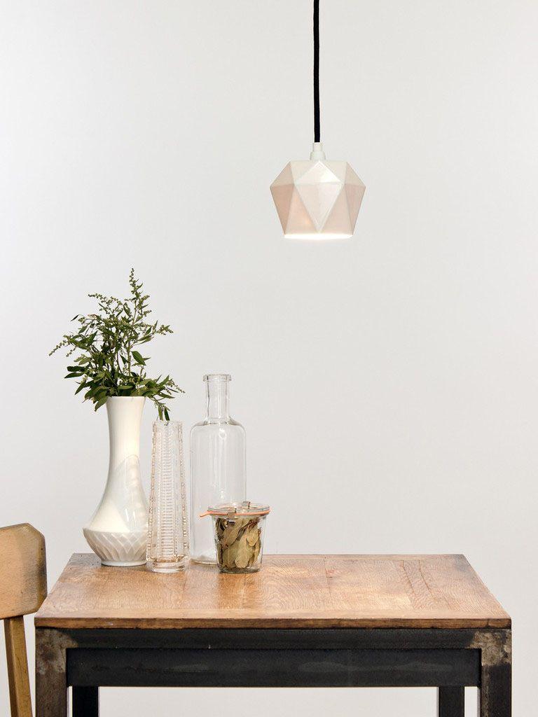 Бесподобный подвесной светильник Triangulate от баварского дизайнера Stefan Gant
