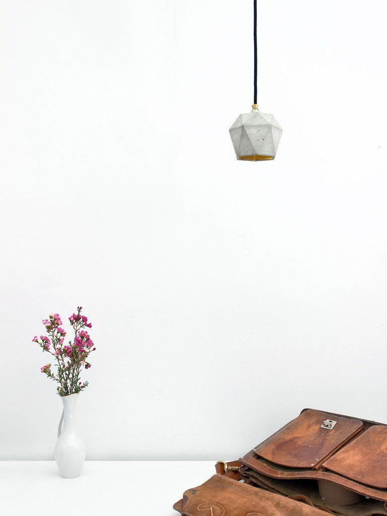 Несравненный подвесной светильник Triangulate от баварского дизайнера Stefan Gant