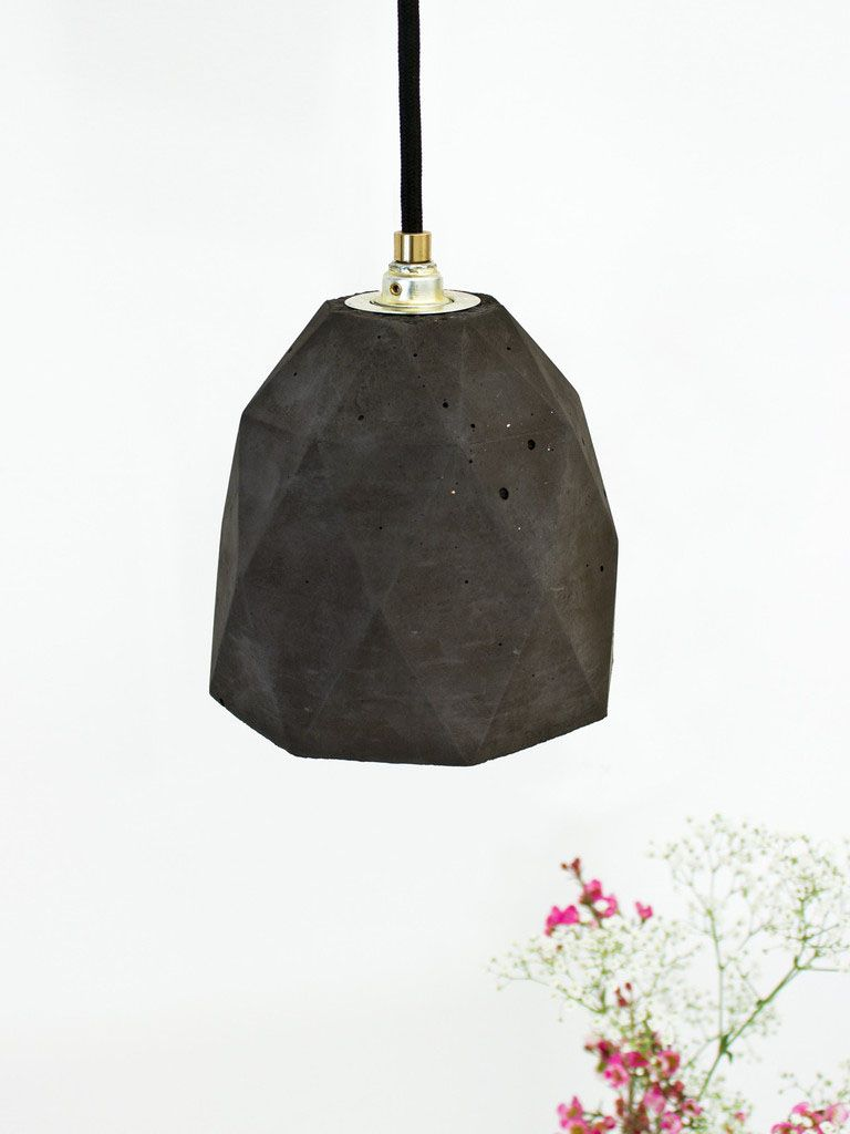 Прекрасный подвесной светильник Triangulate от баварского дизайнера Stefan Gant