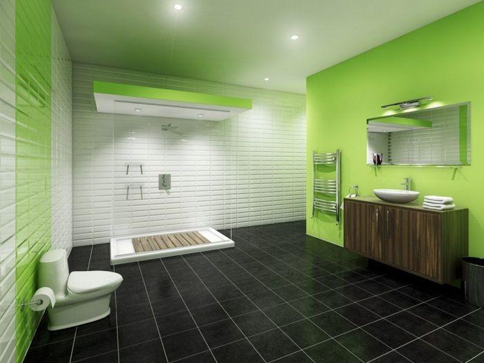 Oryginalne wnętrze łazienki to dobry przykład wzornictwa.